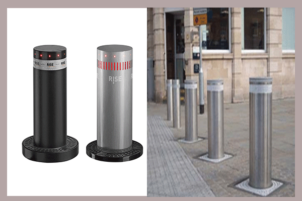 Bollards in UAE